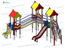 Play structure (Slide 1,2 м; 0,7 м) wp905