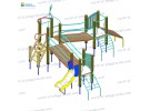Play structure (Slide 0,7 м) wp907