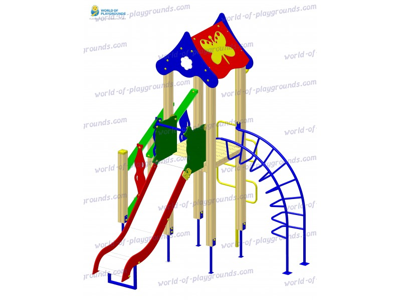 Play structure wp910