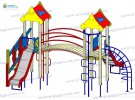 Play structure (Slide 1,2 м) wp913