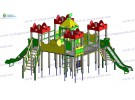 Play structure (Slide 1,5 м) wp924