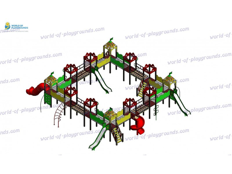 Play structure wp925