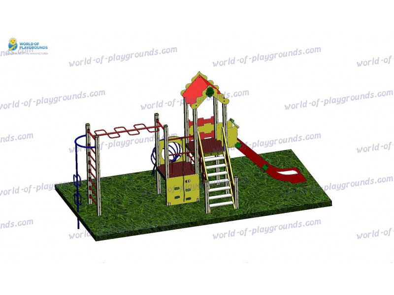 Play structure wp926