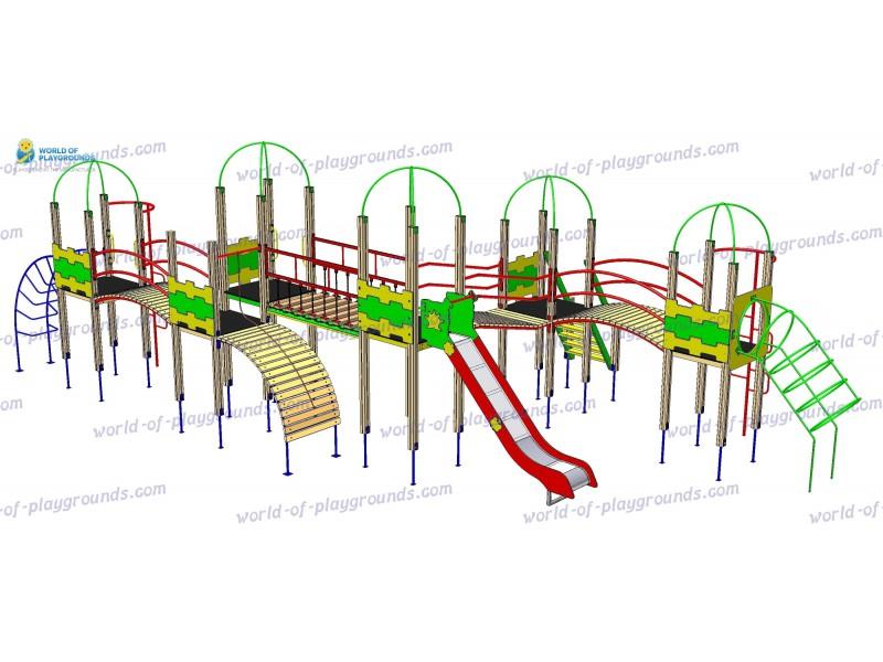 Игровой комплекс wp930