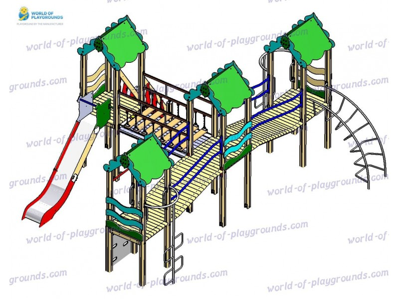 Play structure wp932