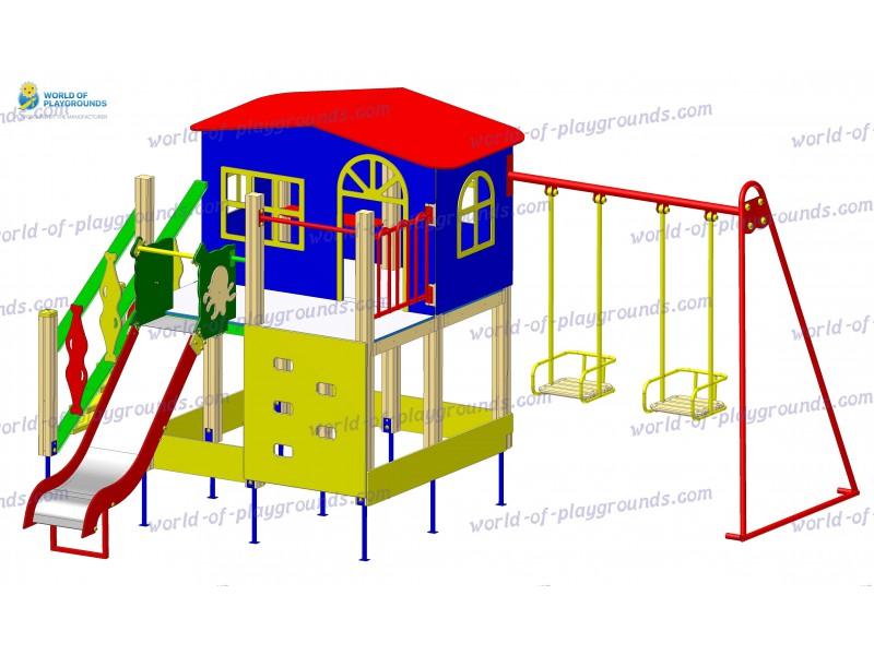 Игровой комплекс wp935
