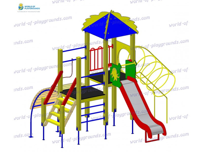 Play structure wp940