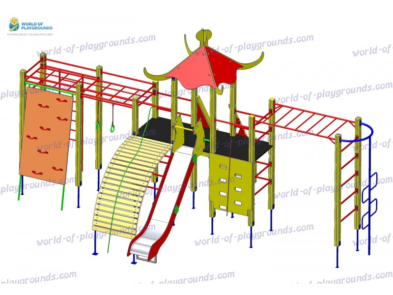 Play structure wp944
